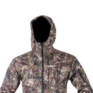 ASCENT Softshell DIRT CAMO