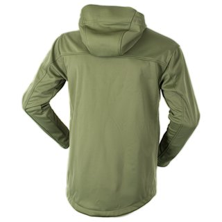 ASCENT Softshell FIELD OLIVE