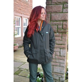 LADIES KEA Jacket - OLIVE