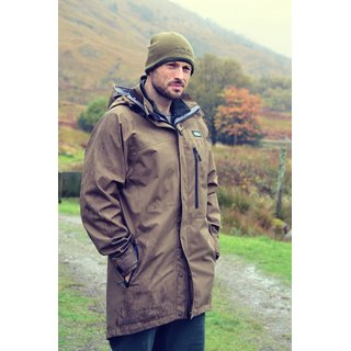 Ridgeline Evolution Jacket - heather brown